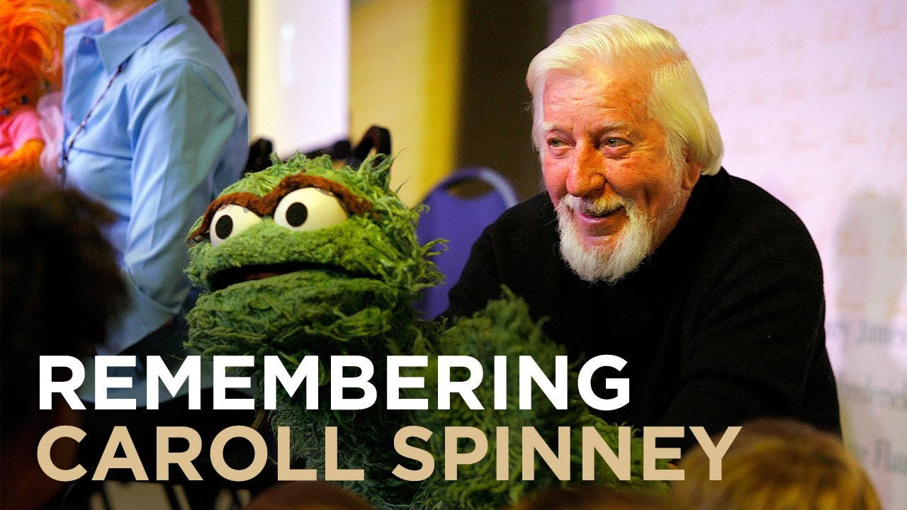 Caroll Spinney, Who Played Big Bird And Oscar On 'Sesame Street ...