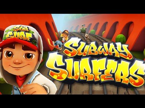 Subway Surfers -Trò chơi chạy trốn-Nhảy tàu trốn thoát (video game)