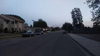 Thousand Oaks fire
