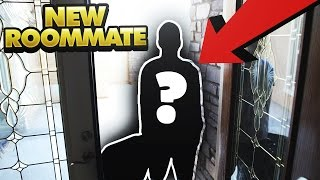 HOW WE FOUND OUR NEW ROOMMATE!