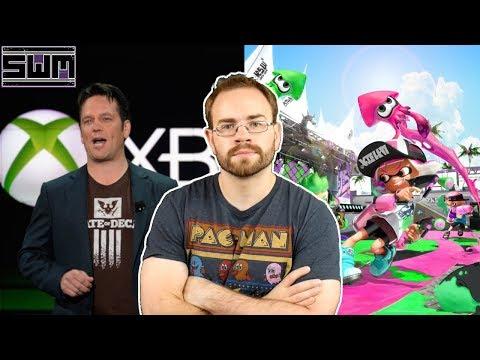 Hackers Invade Splatoon 2, Capcom Being Capcom, Microsoft E3 And Your Comments | Saturday Show
