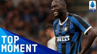 Lukaku Scores on Dream Inter Debut | Inter 4-0 Lecce | Top Moment | Serie A