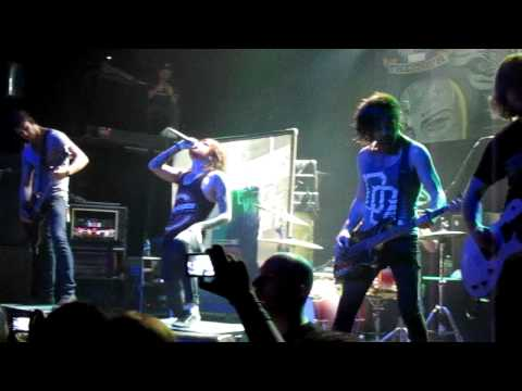Memphis May Fire- The Unfaithful Live 10-15-11
