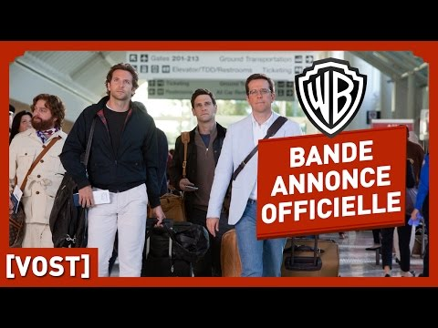 Very Bad Trip - Bande Annonce Officielle (VOST) - Bradley Cooper / Zach Galifianakis / Todd Phillips poster