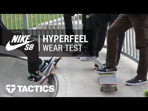 1ebdbfa4d0d Смотреть видео Nike SB Hyperfeel Community Wear Test Review - Tactics.com  онлайн
