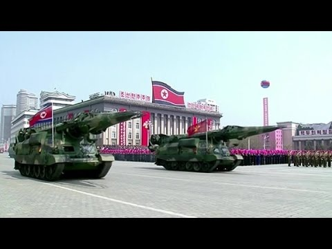 Thumbnail: North Korea parades new missiles