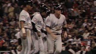 1997 NLDS Gm3: Devon White hits grand slam