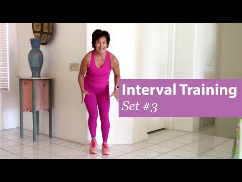 Interval Training Set #3 | Prime Women 30-Day Fitness Challenge