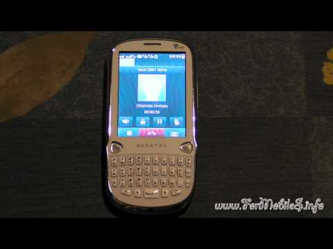 Alcatel One Touch 807D - Demo supporto standby dual-SIM