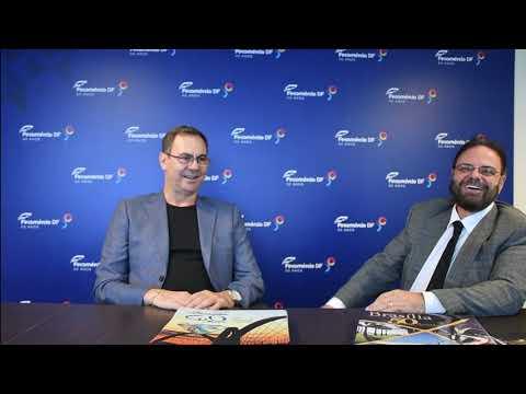 Entrevista com José Aparecido, presidente da FECOMERCIO.