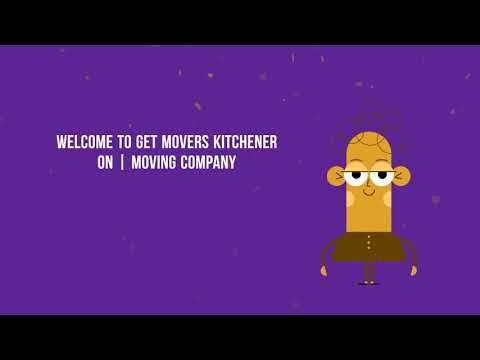 Get Movers - Kitchener ON Moving Company | 226-271-5450
