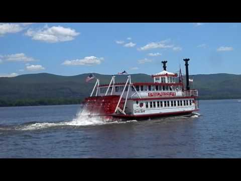 River Rose Cruise Boat