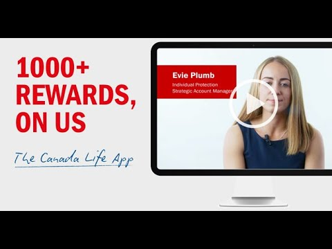 How To Use The Canada Life App - Individual Protection