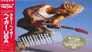 Sammy Hagar - I Never Said Goodbye [Full Album] (Remastered)