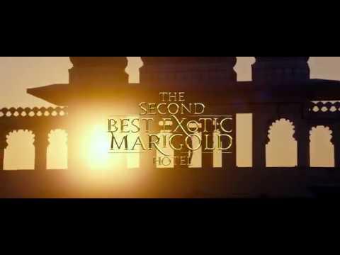 °°� Indian palace II   Suite royale The Second Best Exotic Marigold Hotel Comédie avec judi Denc