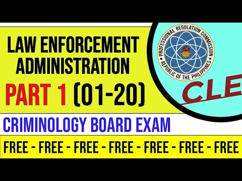law-enforcement-administration-review-questions-1---cle