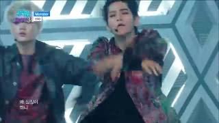 【TVPP】 EXO - Monster, 엑소 – 몬스터 @Comebacke Stage, Show! Music Core Live