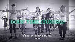 Doin Time (Toning) by Lana Del Rey. Choreography: Kimberly Zehnder