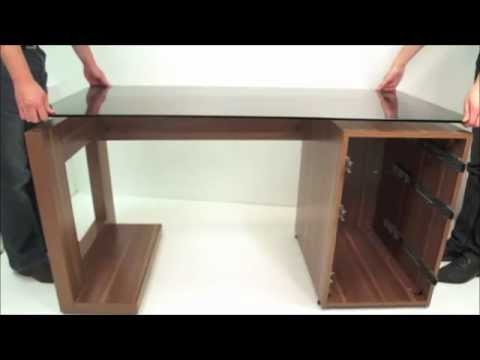 Alphason Sorbonne Desk Assembly Video Guide