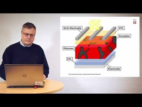 C4Y - Organic Photovoltaics - Mikkel Jørgensen