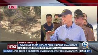 Hurricane Irma continuous coverage