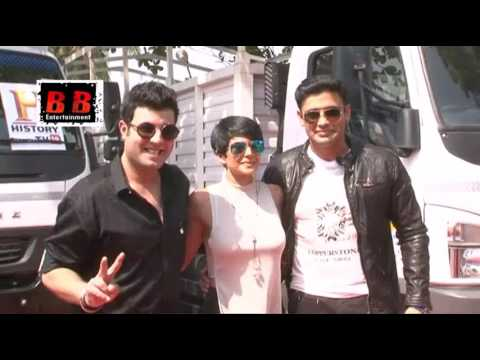 New Show IRT India's Deadliest Roads With Mandira Bedi - Sangram Singh - Varun Sharma