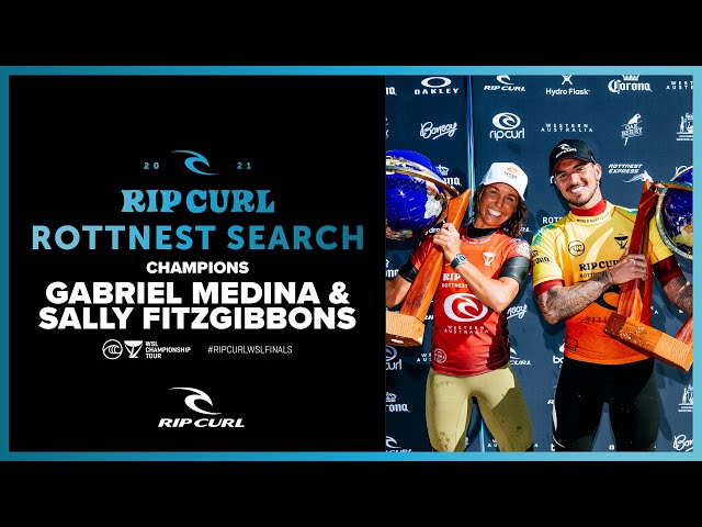 Rip Curl Rottnest Search   Finals Day Highlights