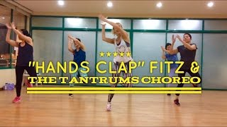 Hands Clap Fitz & The Tantrums Choreo by Aksana