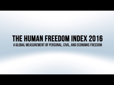 The Human Freedom Index 2016