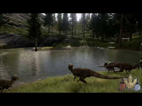 Isla Sorna Episode 9 - The Life and Death of a Pachycephalosaurus