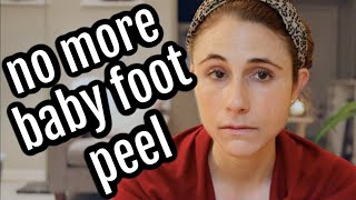 Forget the baby foot peel: MUST DOs for dry cracked heels| Dr Dray