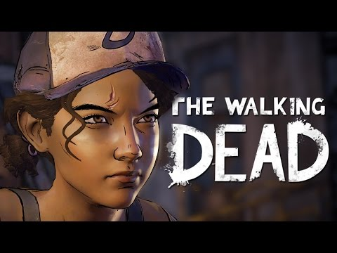 РИК И МОРТИ В ИГРЕ THE WALKING DEAD (TELLTALE GAMES)