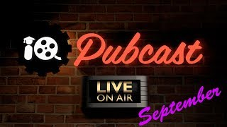 September Pubcast!