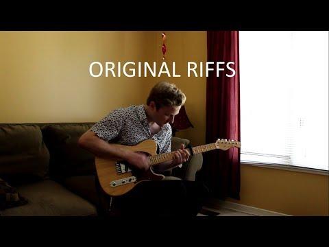 original riffs - daeac#e - new song idea #10 (emo summer forever)