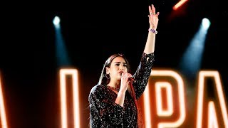 connectYoutube - Dua Lipa - Lost In Your Light (Radio 1's Big Weekend 2017)
