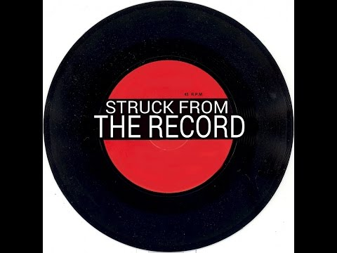 Struck From The Record : Episode 1 (Most American)