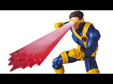 PREVIEW Mafex CYCLOPS X-Men / DiegoHDM