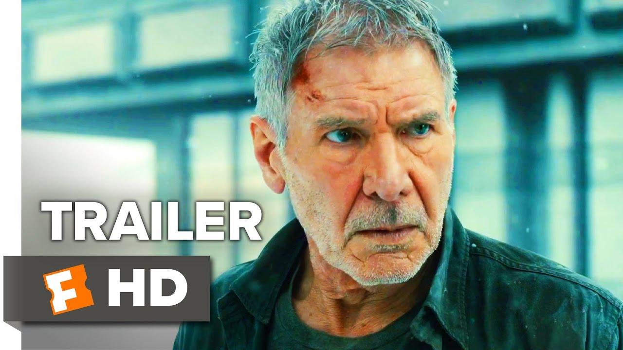 Blade Runner 2049 Trailer #1 (2017) | Movieclips Trailers