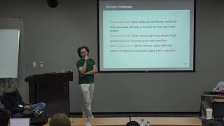 Ethereum P2P Networking / Sharding by Felix Lange and Péter Szilágyi in Taipei, March 2018