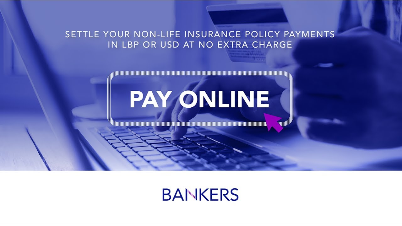 Online payment tutorial for Non-Life insurance - YouTube