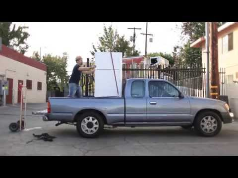 How To Transport A Washing Machine By Yourself Doovi