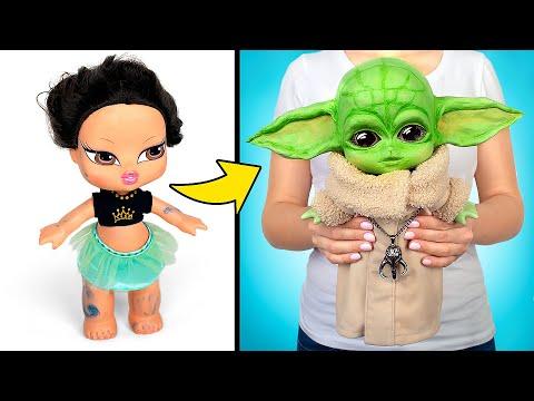 Вопрос: Как сделать глиняную куклу?