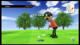 Wii Sports Golf: 9-Hole Game (4 Players)
