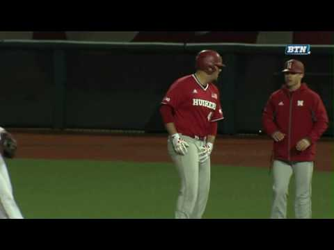 Nebraska at Indiana - Baseball Highlights