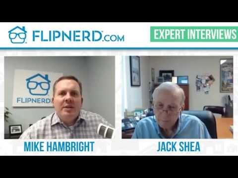 Jack Shea Explains Real Estate Trusts