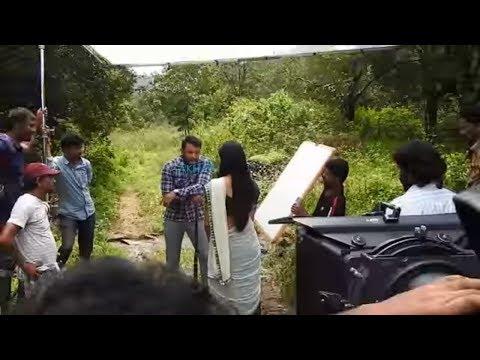 CHAKRAVARTHY KANNADA  MOVIE MAKING VIDEO | Chakravarthy Kannada Movi | DARSHAN | SONG MAKING