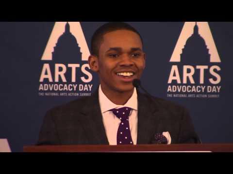 Arts Advocacy Day 2015: Doc Shaw