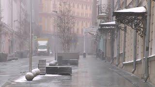 Самоизоляция в Москве: как выглядит столица после введения ограничений из-за коронавируса | день 4