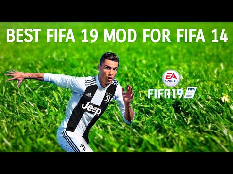 FIFA 19/20 FOR FIFA 14 || HBZ FIFA 14 TO FIFA 19 MOD