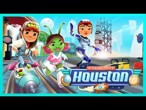 🚀 Subway Surfers Houston 👽